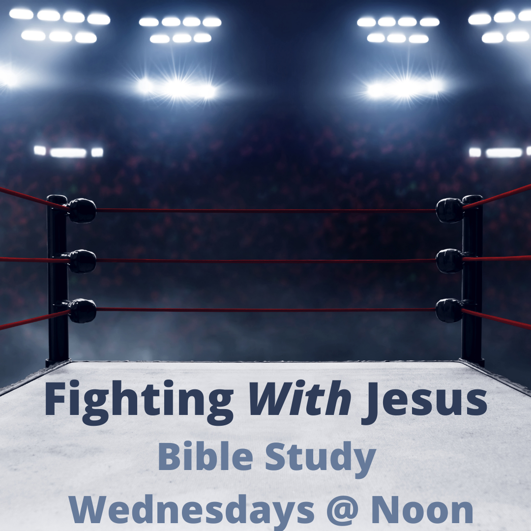 Fighting With Jesus square