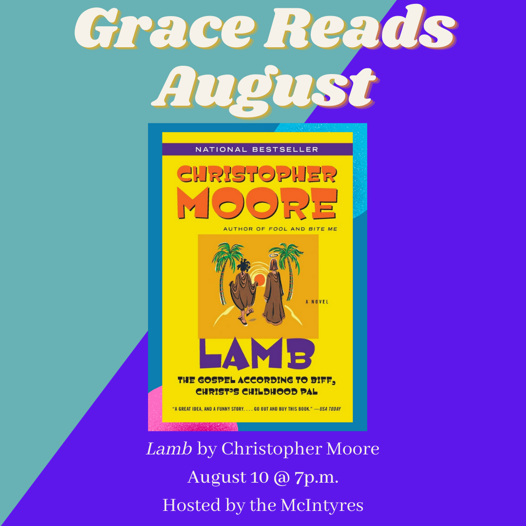Grace Reads August Small