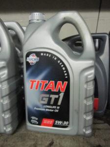 Fuchs Titan GT1 for sale in London