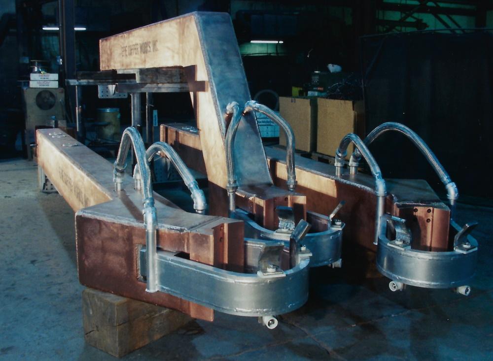 Metal Melting Machine
