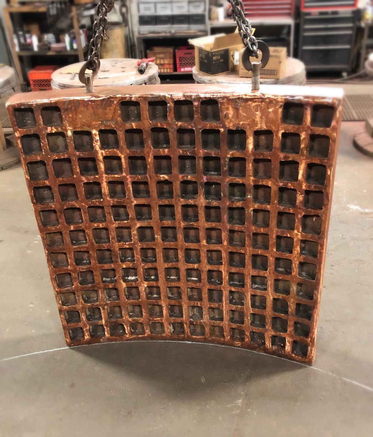 Burner Panel