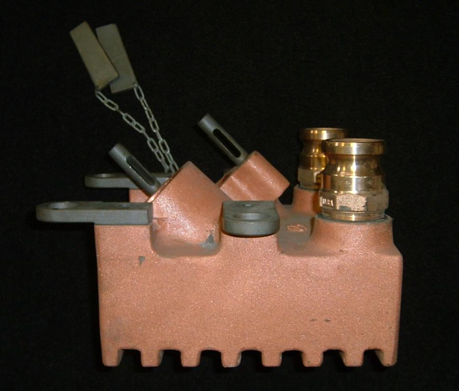 Burner Block Electric Arc