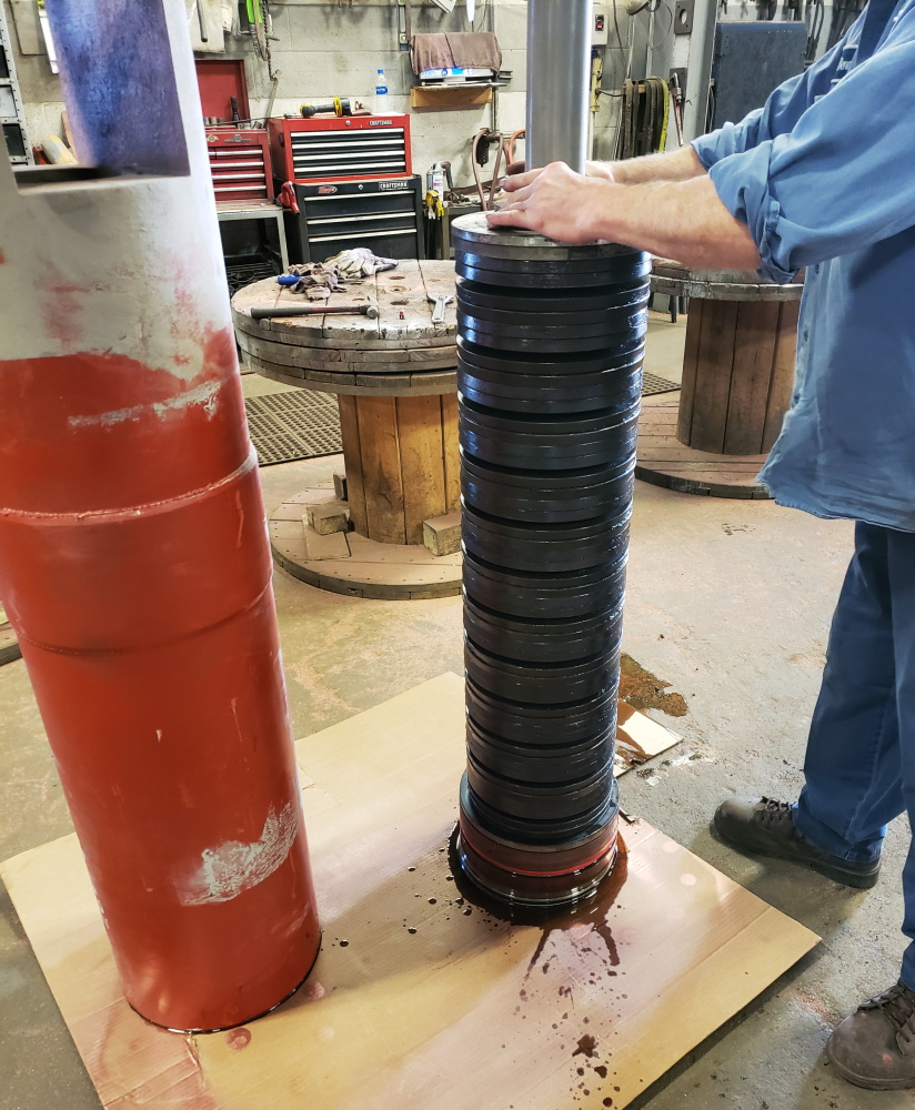 Disc Spring Assembly