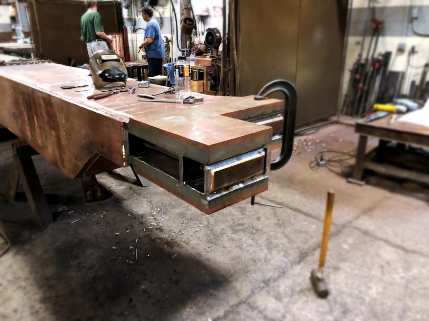 Mast Arm Fabrication