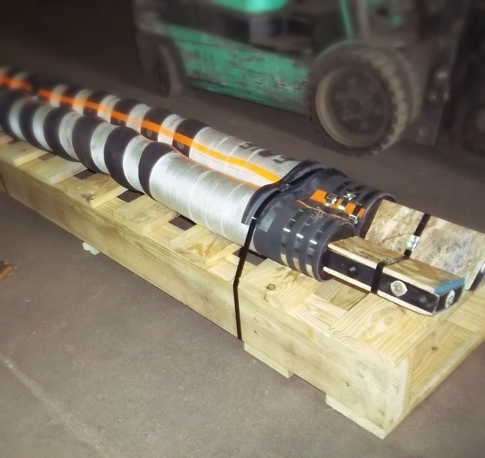 Metal Melting Machine Cable