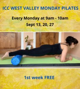 Monday Pilates