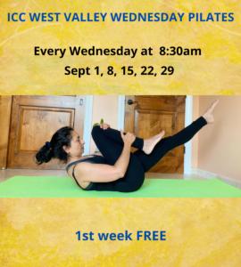 Wednesday Pilates