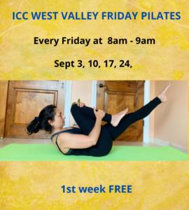 Friday Pilates