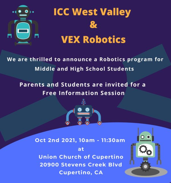 ICC WEST VALLEY Robotics Club