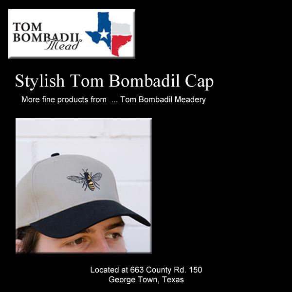 Stylish Tom Bombadil Cap