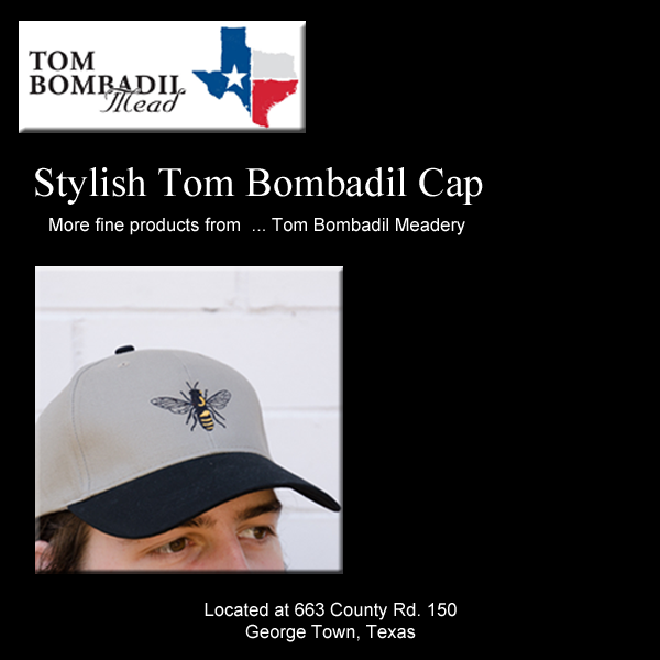 Stylish Tom Bombadil Cap