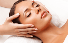 Skincare spa