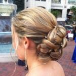Formal Hair Up Dos Reston VA