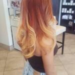 Orange Blonde Hair Styles Salons Northern VA