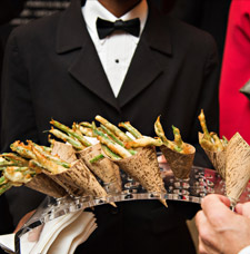 Finger Food | Event Catering | The Estate