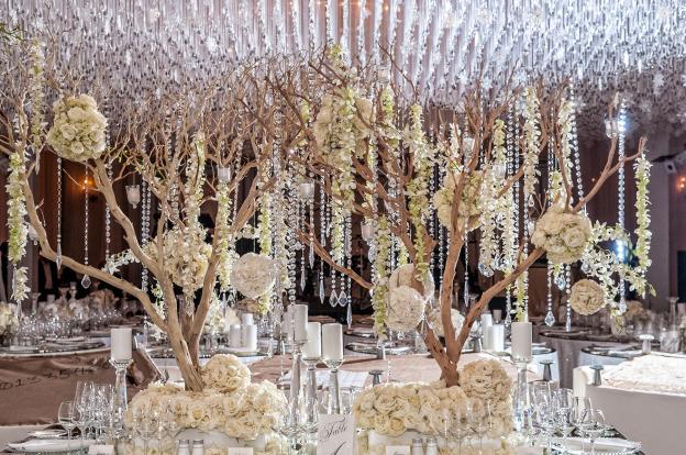 Winter Wonderland Wedding Themes | The Estate