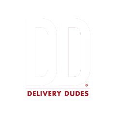 We deliver with Delivery Dudes