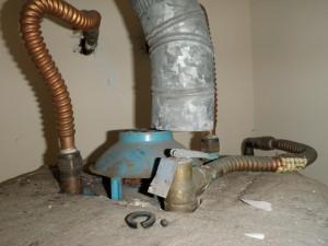 Carbon Monoxide Hazard