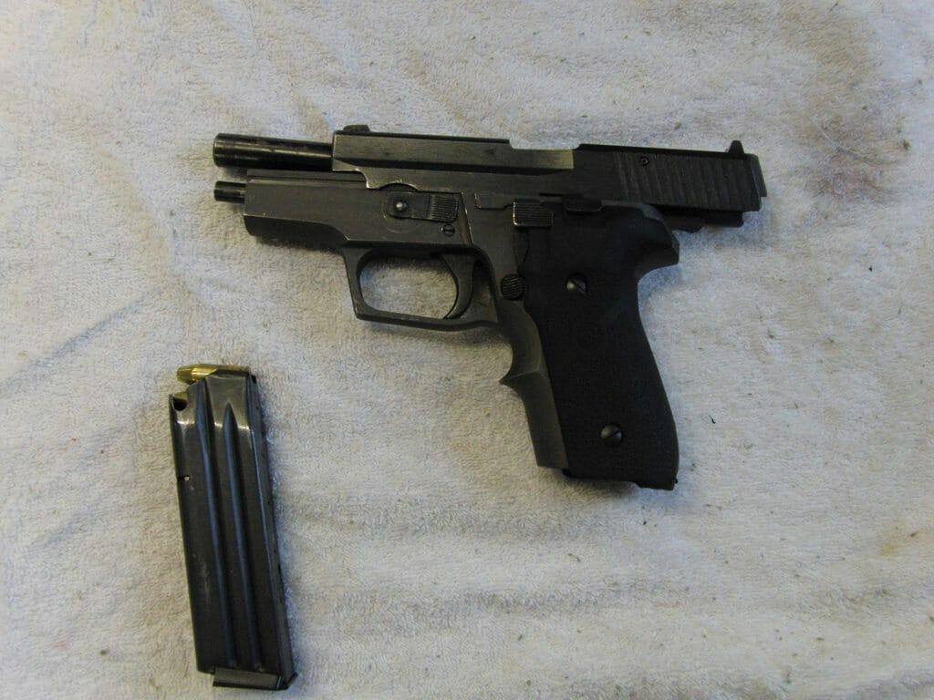 CFSEU Firearms Team Nets Duo