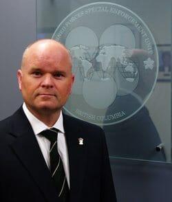 CFSEU Spokesperson Receives Canadian Veterans Affairs Commendation