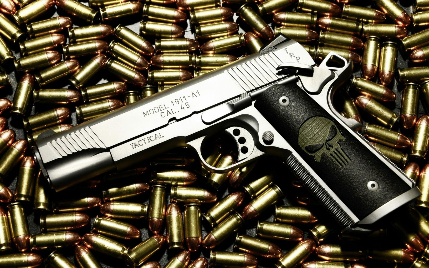 Men with firearm prohibitions arrested with guns