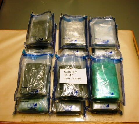CFSEU-BC shuts down island cocaine distribution network