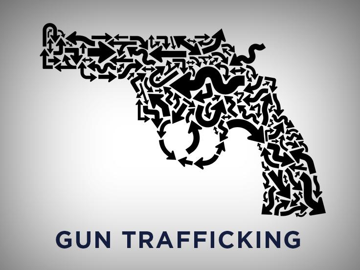 Charges Laid Against Tatla Lake Man In Gun Trafficking Case