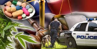 Gang Associate Arrested for Possession of Drugs