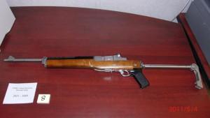 Semi-Automatic-rifle