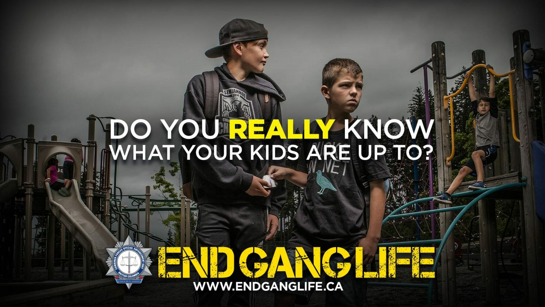 END GANG LIFE VIDEO GALLERY | The Combined Forces Special