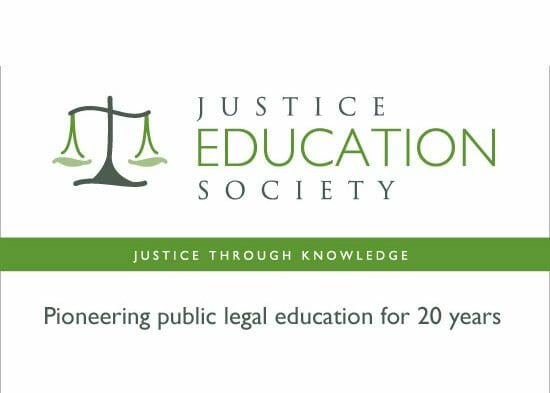 Justice Education Society Awards CFSEU-BC for Justice Training Assistance in Countries Over-Run by Gang Violence