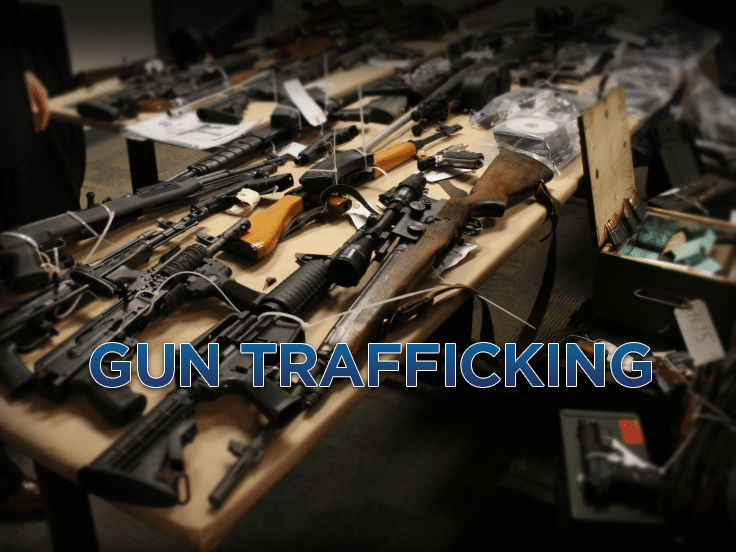 Traffic Stop Leads to Gun Seizure and Arrest