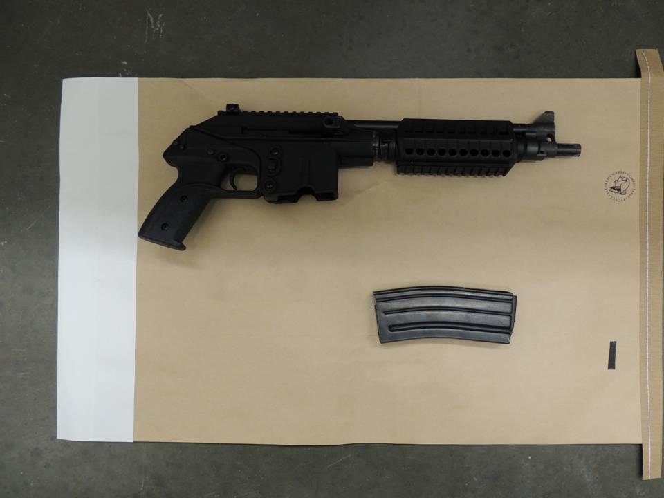 mini assault rifle