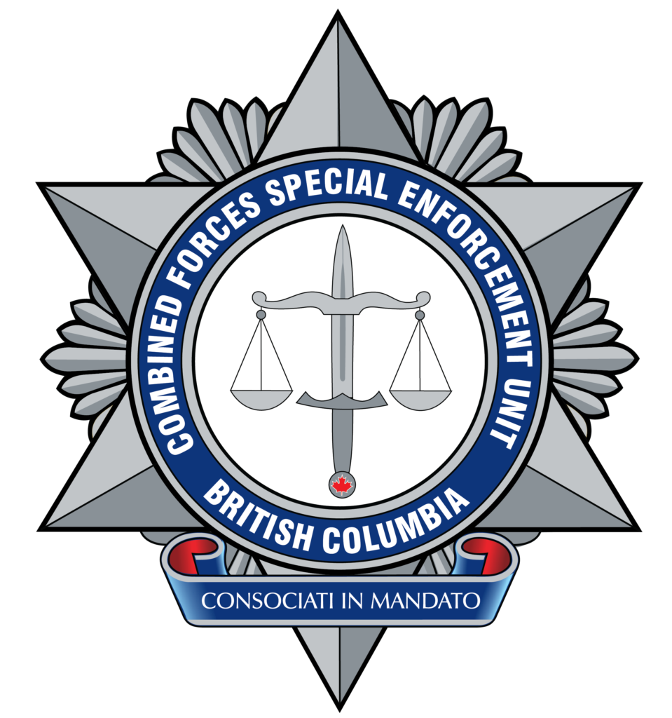 The Combined Forces Special Enforcement Unit of BC