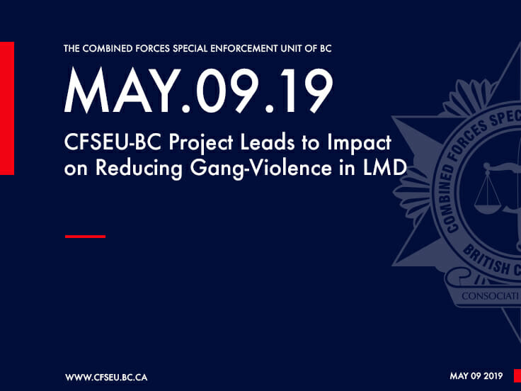 CFSEU-BC Project Leads to Impact on Reducing Gang-Violence in LMD