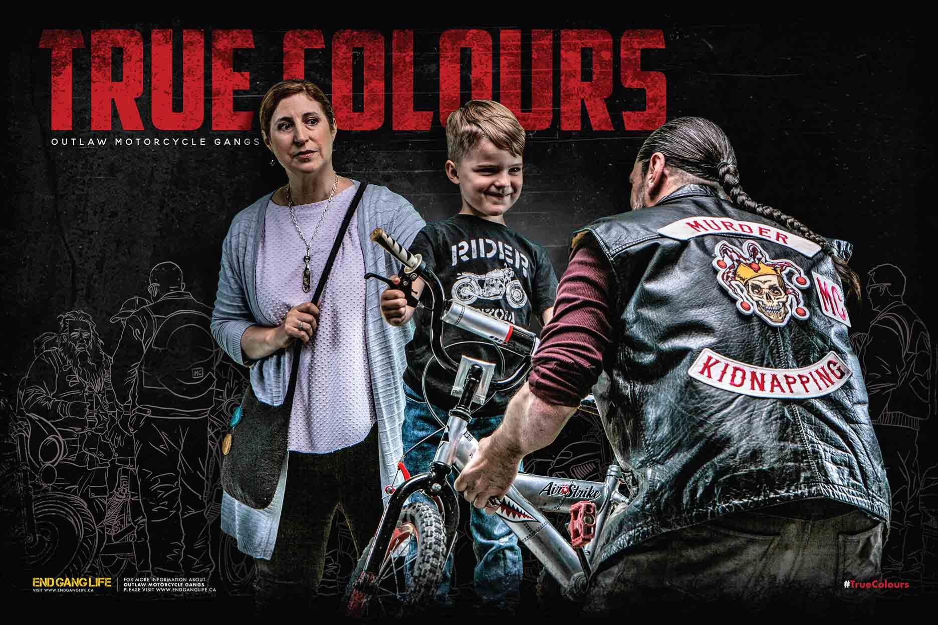 Outlaw Motorcycle Gangs in BC