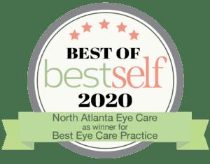 North Atlanta Eye Care as winner for Best Eye Care Practice