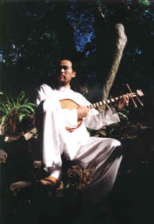 Master Shen Wu Playing Instruments