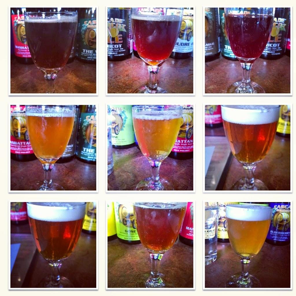 cascade beer