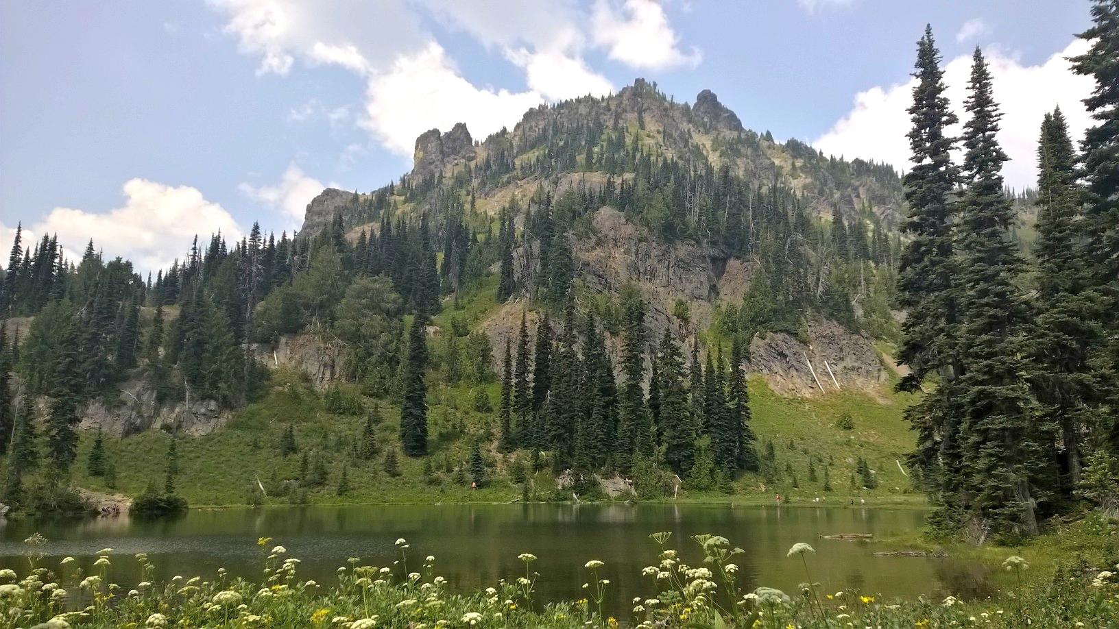 sheep lake, wa