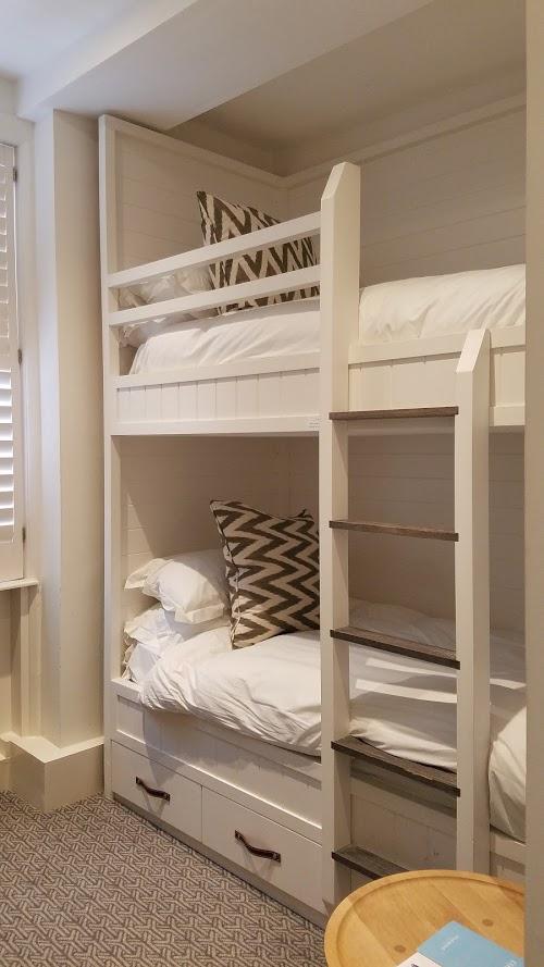 cozy cabin room brighton harbour hotel