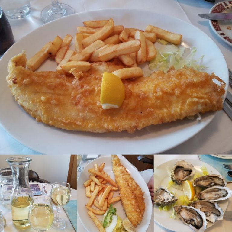 haddock and cod from Melrose Brighton