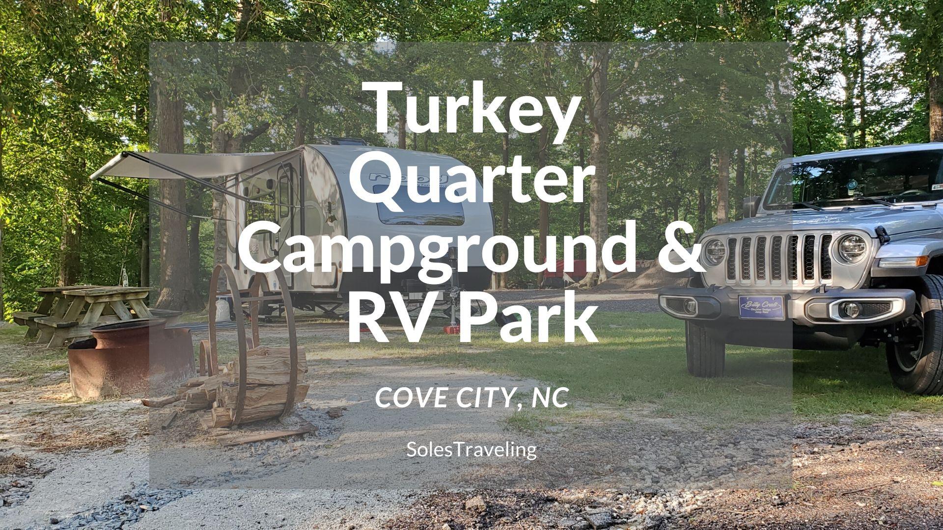 turkey quarter campground