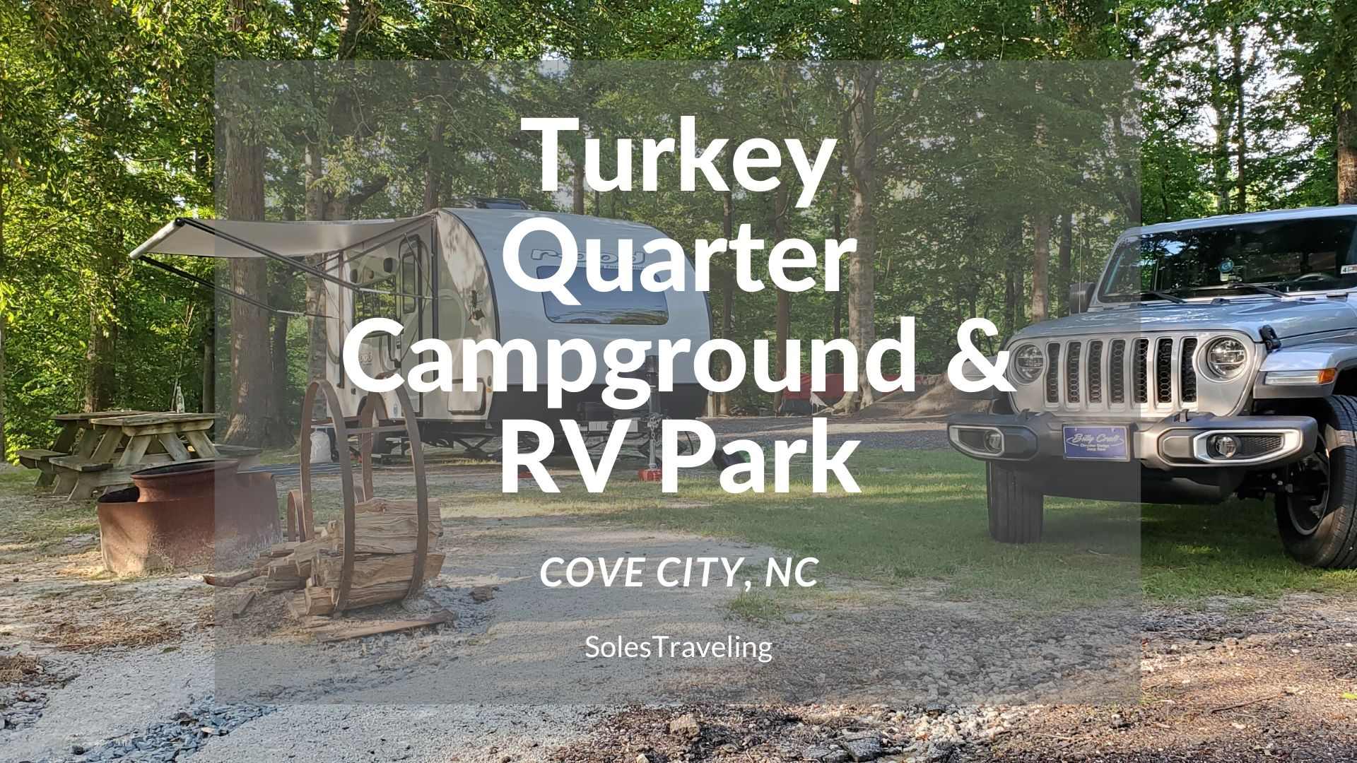 turkey quarter campground