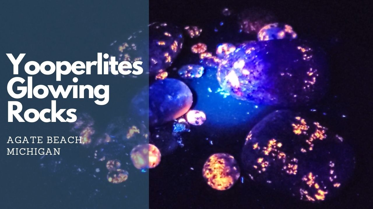 yooperlites glowing rocks