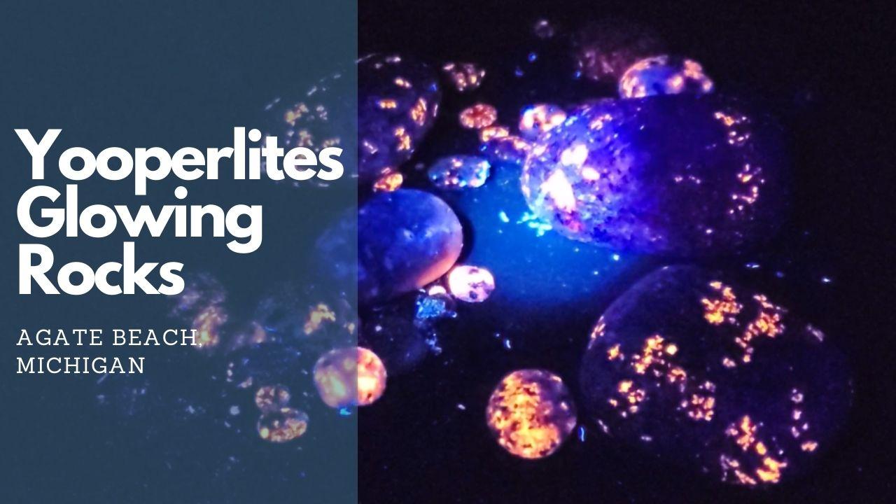 yooperlites glowing rocks