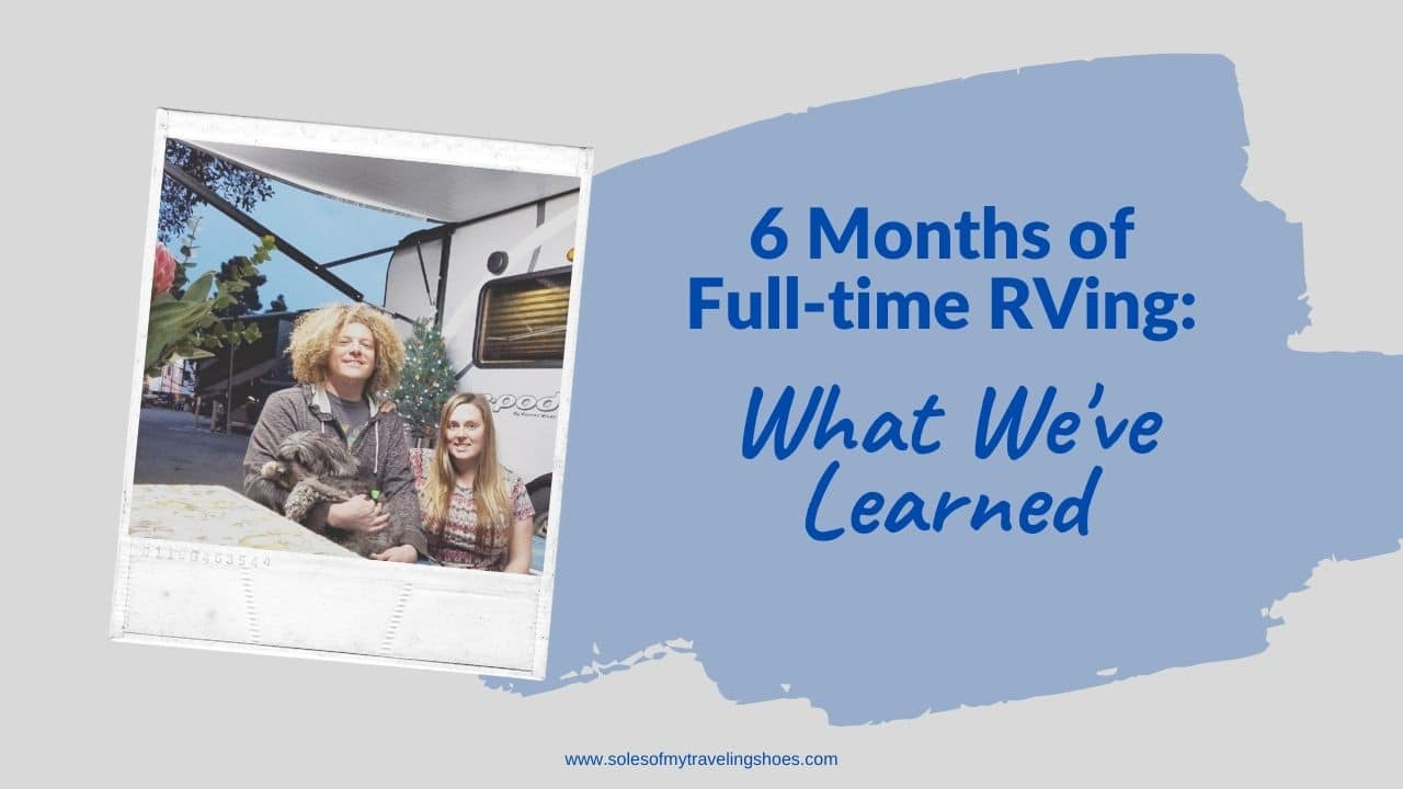 What we've learned full time rv
