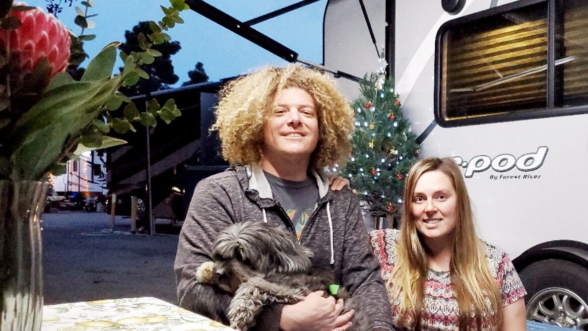 Elise and Chad Six Months Full Time RV