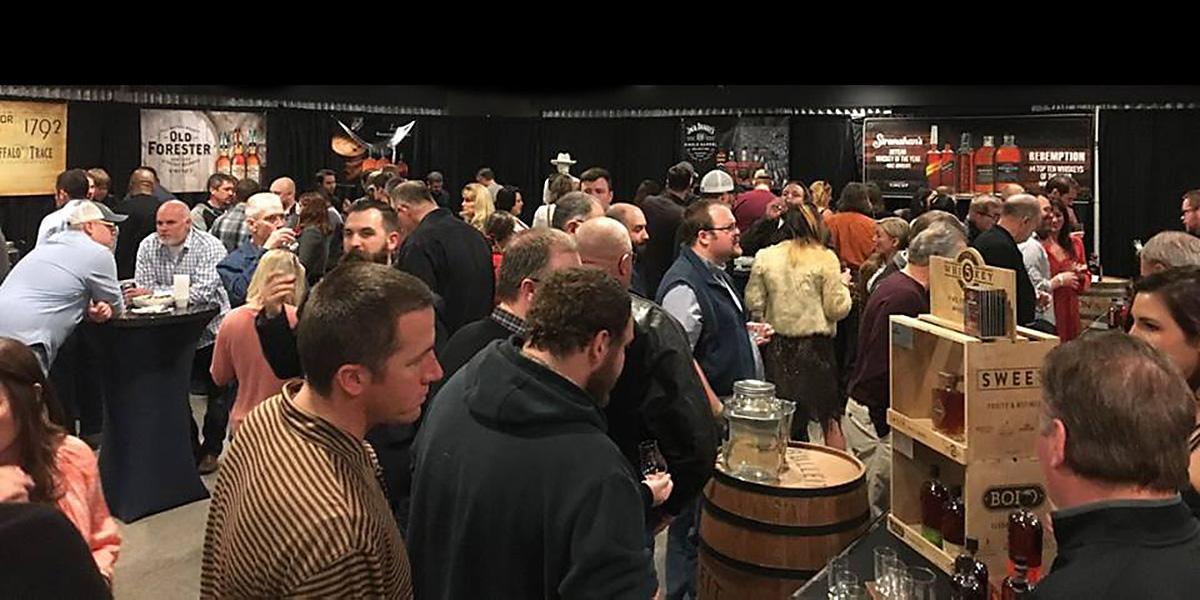 Mountain West Whiskey Fest was a Bonanza