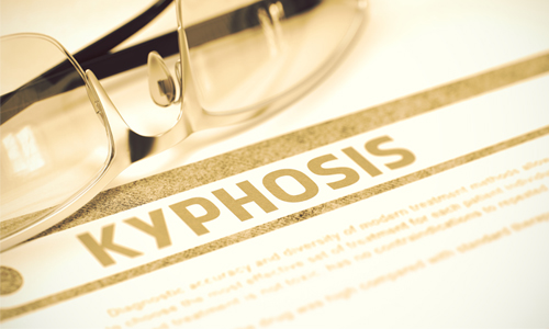 Chiropractic care for Kyphosis